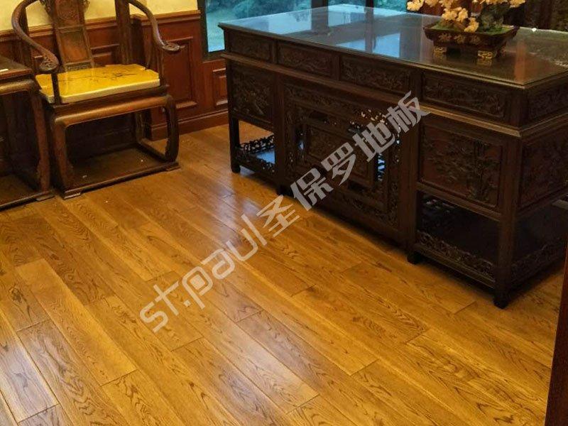 fg6808 橡木仿古 圣保罗实木地板