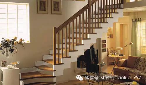 【圣保罗地板】跃层楼梯木地板铺装的小知识!你造吗?