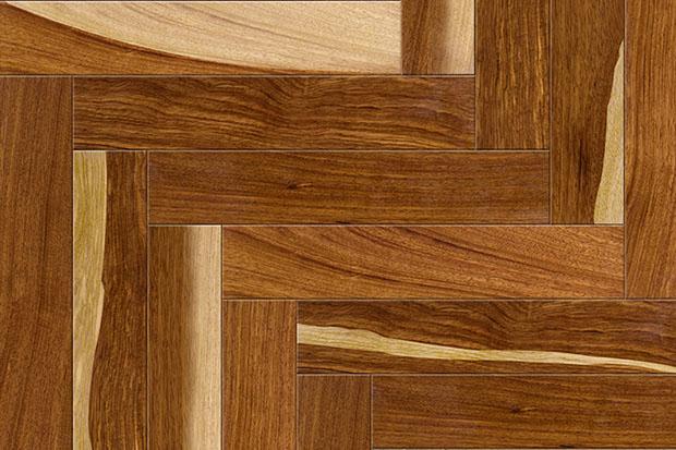 新三层西非苏木人字拼  西非苏木  圣保罗三层实木 健康地板