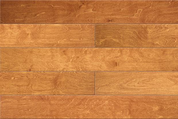 SK6605 桦木 多层实木地热地板 健康地板