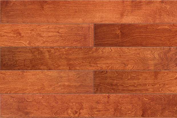 SK6607 桦木 多层实木地热地板 健康地板