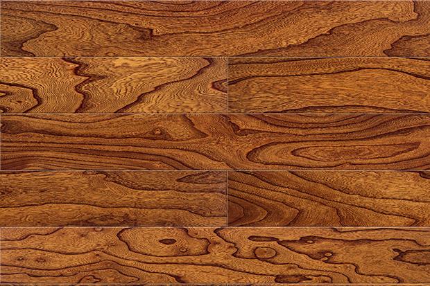 SK6200 榆木 多层地热实木地板 健康地板