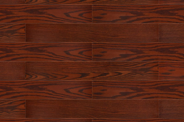 SK6319  红橡 多层实木地板新品 圣保罗地板