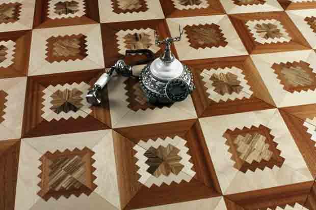 SPH080 斑马木 沙比利 白枫 圣保罗定制拼花地板 健康地板