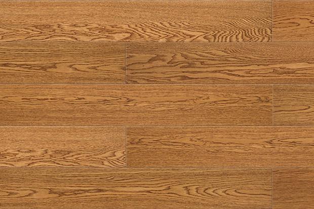 SK6009橡木 圣保罗多层实木地板锁扣 健康地板