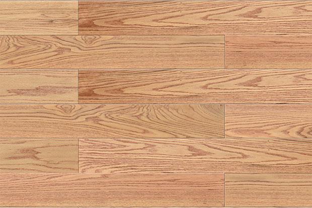 新品实木 F8101 美国红橡 实木地板 圣保罗健康地板